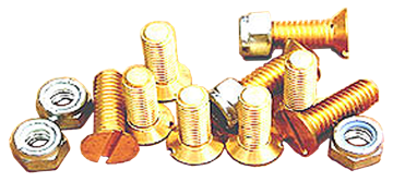 Brake block screws